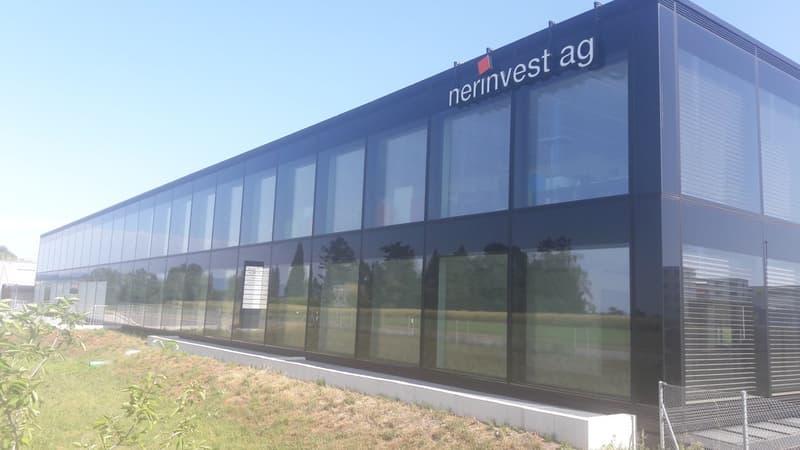 Klimatisierte neue Büroräume an Top Lage