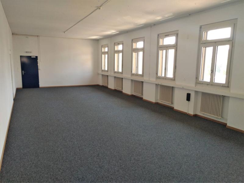 Top-Büroflächen im Zentrum von Wohlen