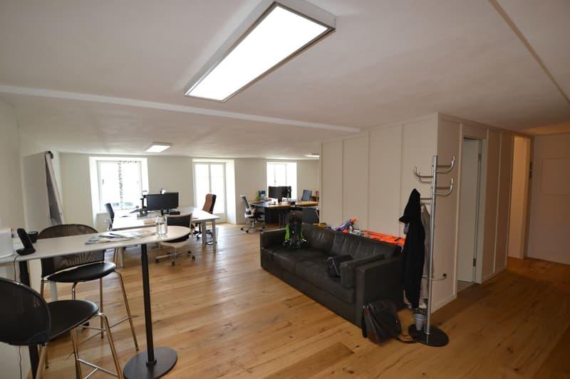 Büro in Rapperswiler Altstadt