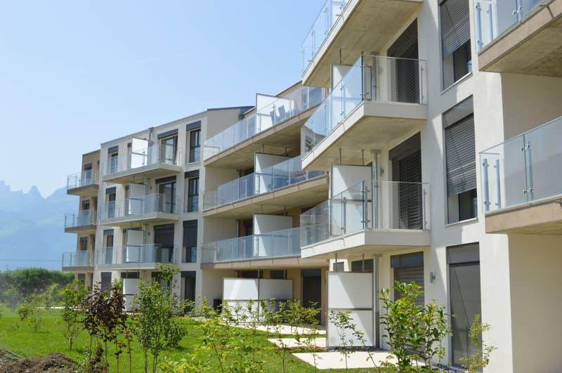 Magnifique appartement de 4 pièces traversant avec balcon de 16m2 (2)