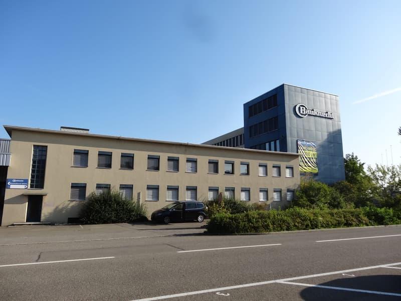 Gewerbe- und Industriefläche an verkehrsgünstiger Lage in Lenzburg
