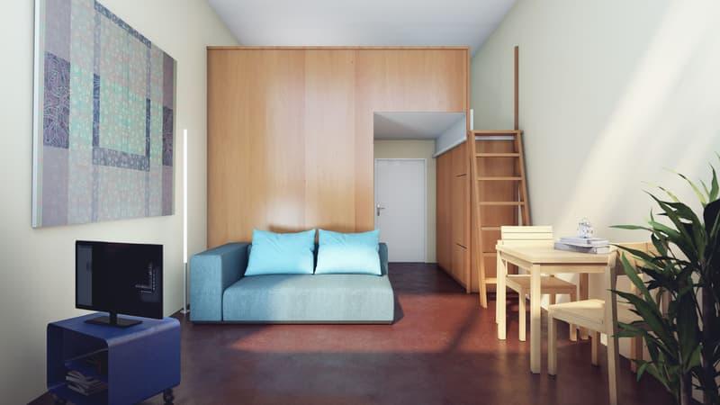 Business-Apartments mit Serviceleistungen / serviced apartments