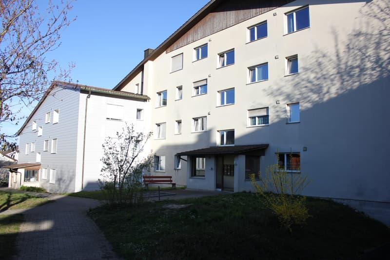 Grosszügige Wohnung mit Weitsicht