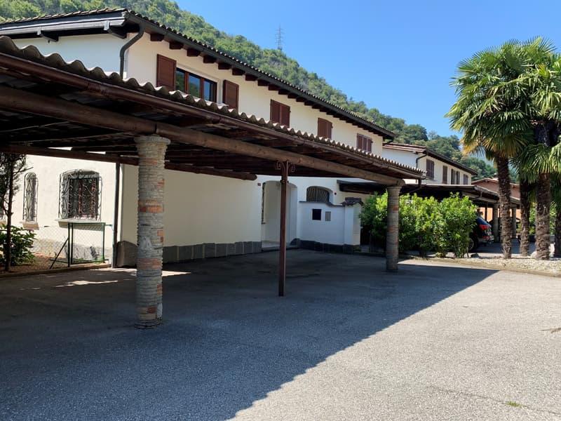 Stupenda villa a schiera bifamiliare
