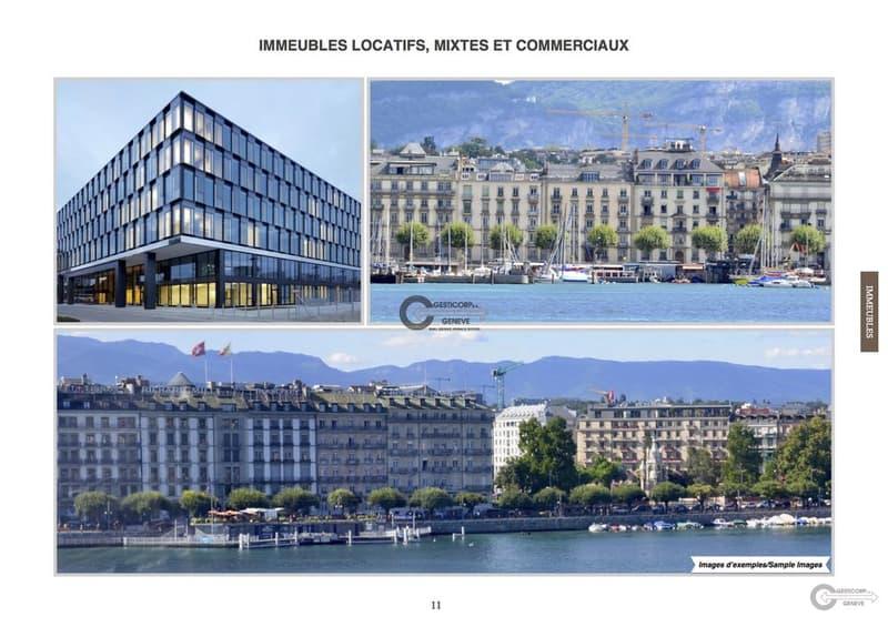 À Vendre, Immeuble mixte, 1200 Genève, Réf 972029