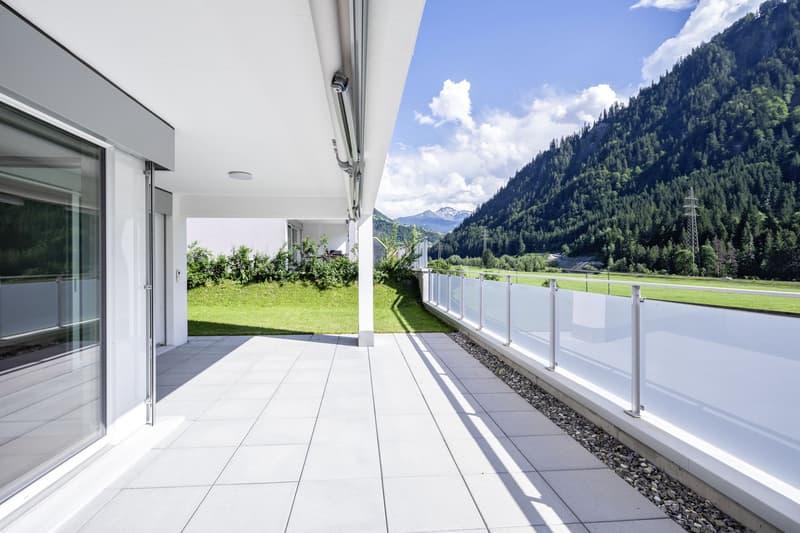 ROSSGASSA: Modernes Wohnen mit attraktiver Aussicht