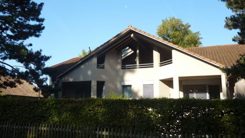 Grosse Dachwohnung in Bottmingen