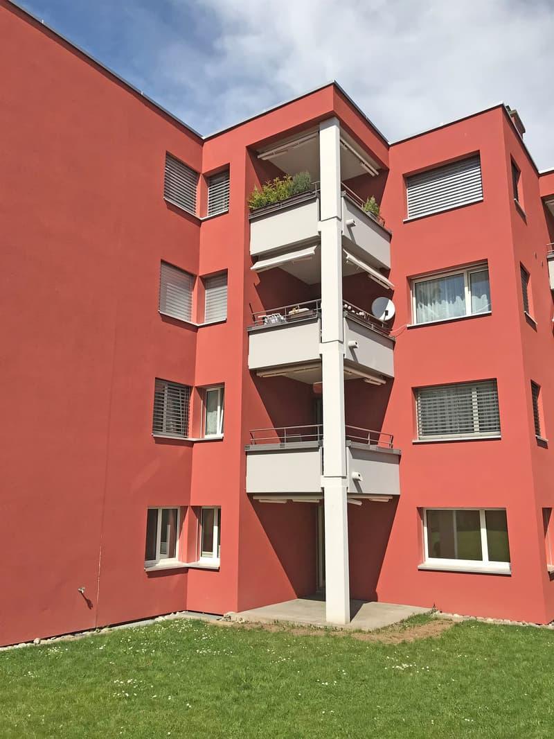 Wohnung in ruhiger Überbauung (2)