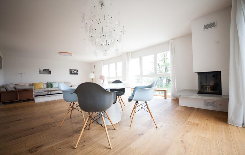 6 ½ Zimmer Einfamilienhaus einseitig angebaut! (1)