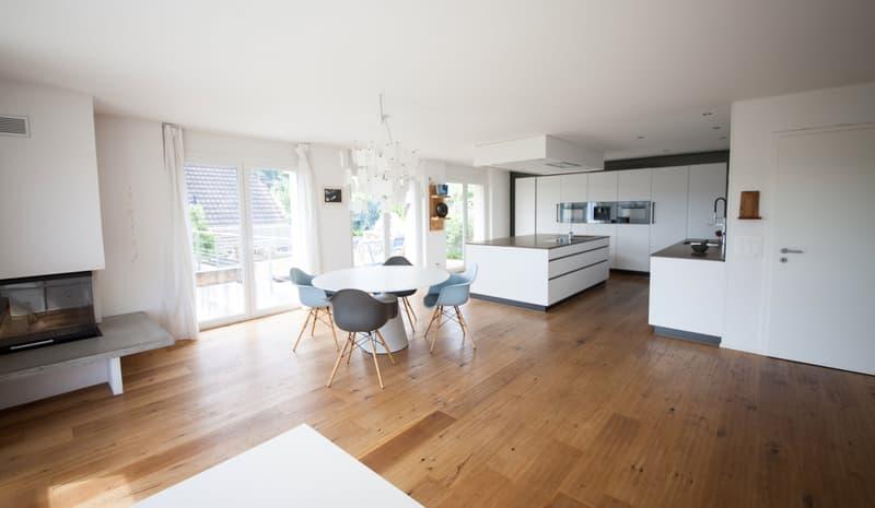 6 ½ Zimmer Einfamilienhaus einseitig angebaut! (3)