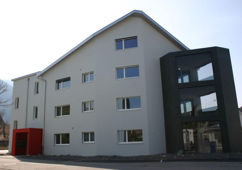 4.5-Zimmer-Dachmaisonettewohnung in Buttikon