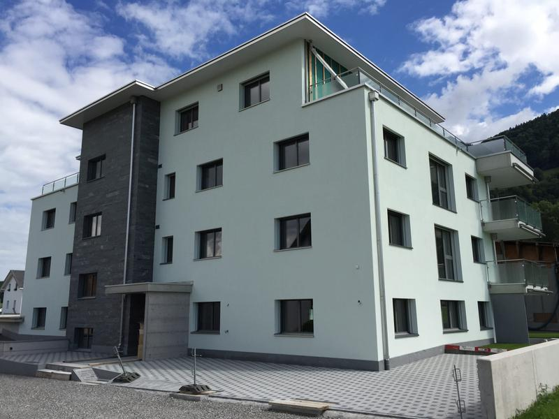 3.5 Zimmer Wohnung mit hochwertigem Innenausbau