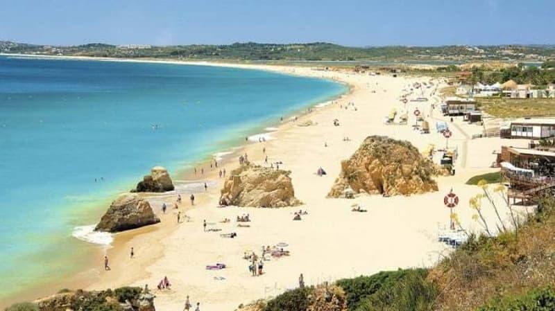 Superbe parcelle constructible en Algarve pour villas, hôtel ou EMS