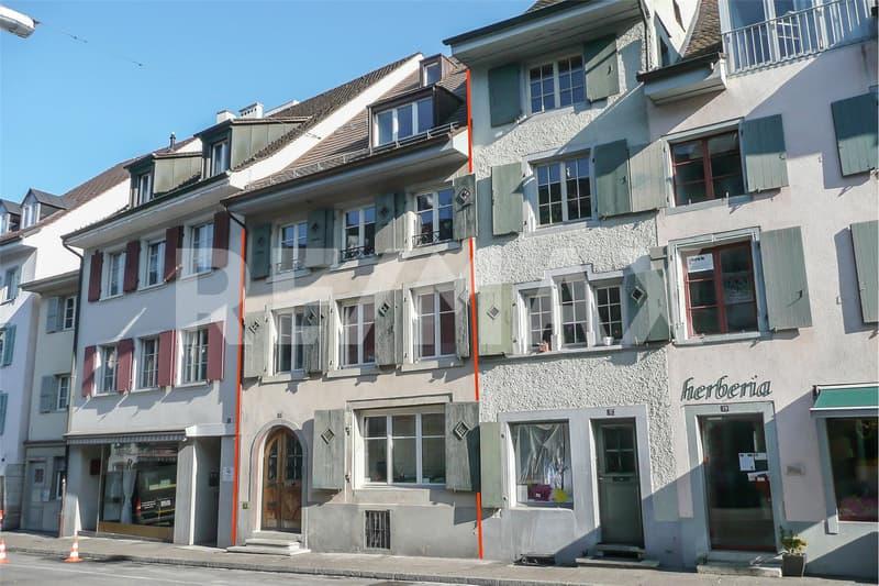 Stadthaus - das attraktive Wohnerlebnis
