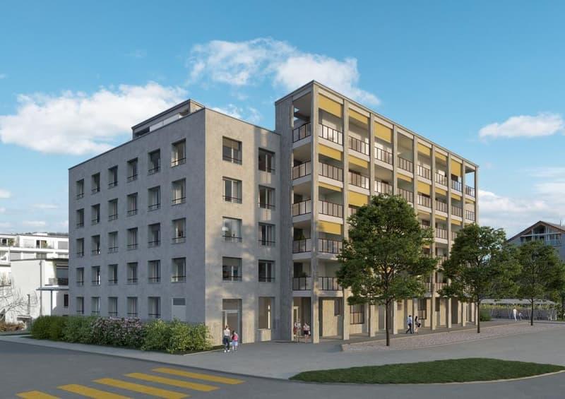 Einstellplatz Badenerstrasse 76c, Schlieren