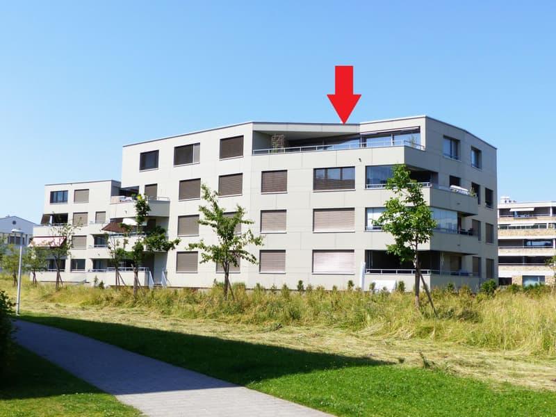 Neuwertige 5.5 Zimmer Attikawohnung mit Säntisblick (1)