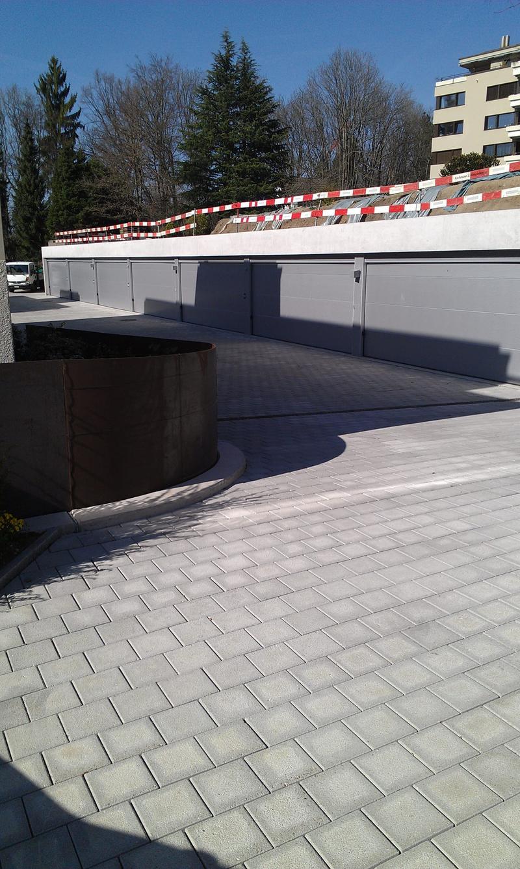 Doppelgaragen - Box