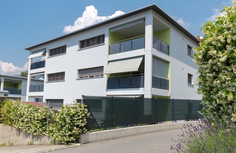Moderno appartamento all'ultimo piano