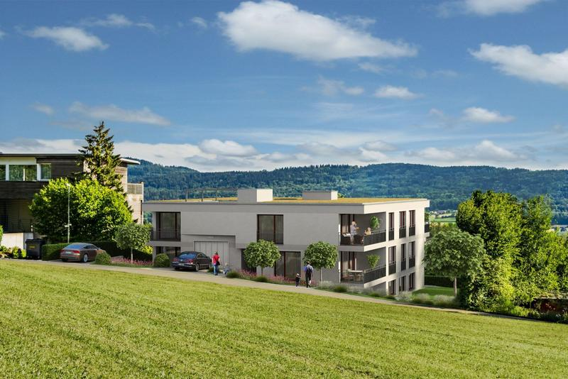 Del Bosco - Neubauprojekt im Grünen - Wohnung 101 BAUBEWILLIGT