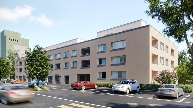 1er LOYER OFFERT ! 5.5 pièces avec superbe terrasse de 32 m2 - PROMOTION AVENTICA