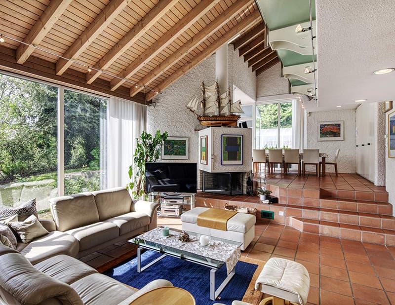 Einfamilienhaus mit Atelier - 5405 Dättwil