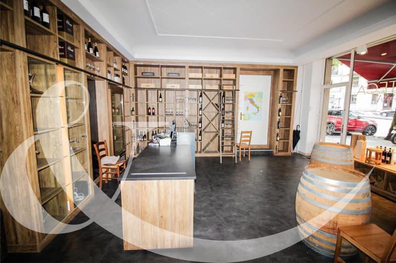 Vinothèque Refaite à neuf - Genève centre