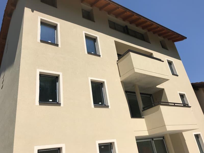 nuovo appartamento a collina d'Oro (Viglio)