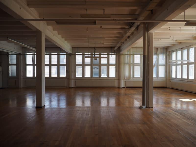 Gewerbe- oder Fabrikationsraum