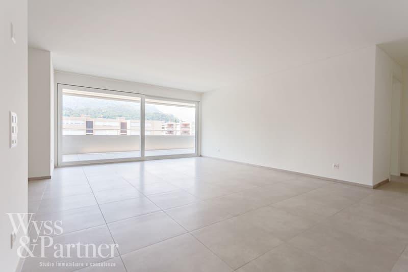 LOSONE - NEUE und moderne 2,5 Zimmer Wohnungen mit Terrasse