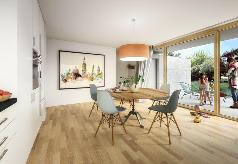 Townhouse | moderner Wohnraum dank Synergien