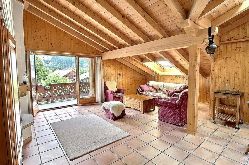 A LOUER APPARTEMENT 3.5 PIECES A CHAMPERY