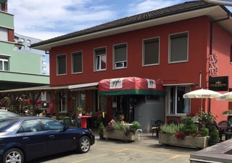 Bauland, Restaurant und Bar mit viel Potenzial