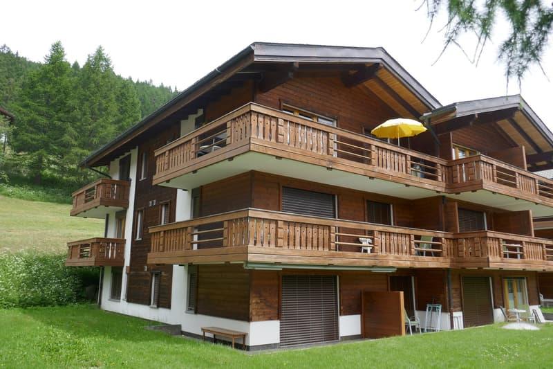 2.5-Zimmerwohnung in Bellwald