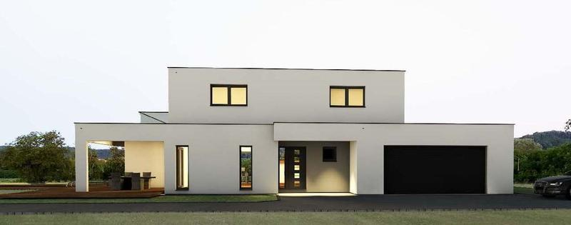 IN LEYMEN - Tramlinie 10 - VILLA 167m² - LAND716m² - DOUBLE GARAGE (1)