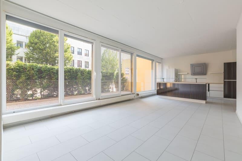 Grosszügige und helle 4.5-Zimmer-Loft-Wohnung im EG