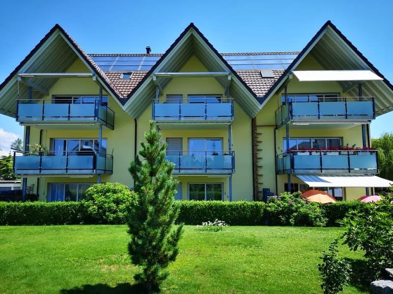 wunderschöne, moderne 2.5-Zimmer Dachwohnung