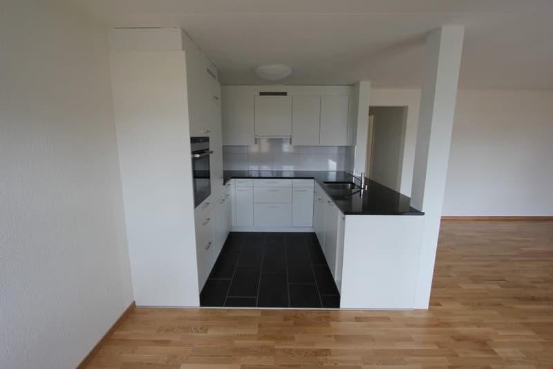 moderne & sonnige Wohnung mit schöner Aussicht