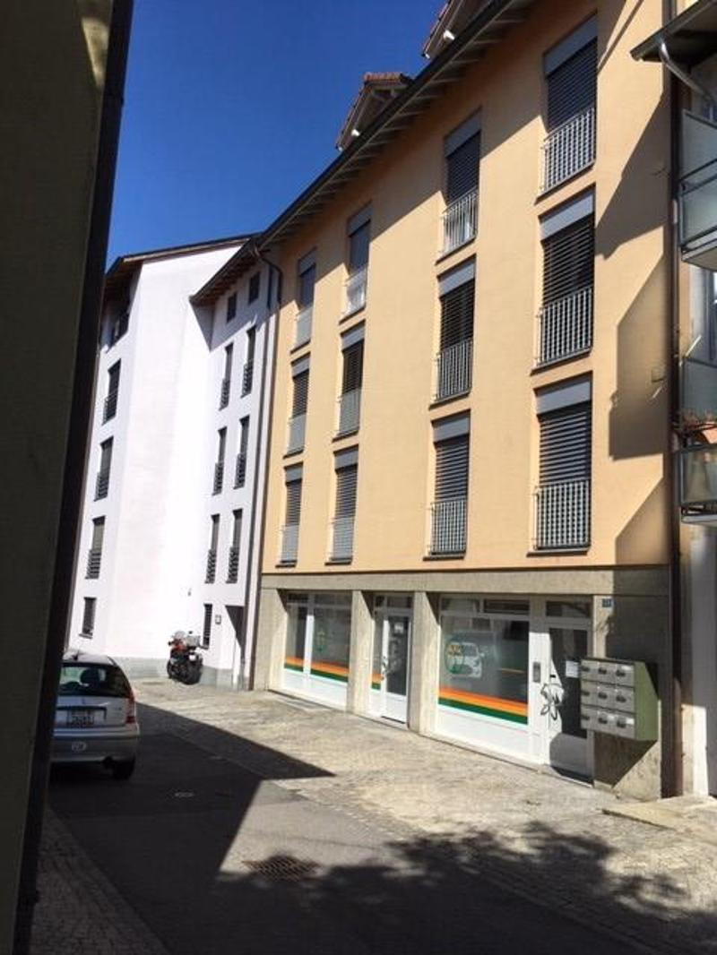 Zona nucleo vicino a Piazza Grande