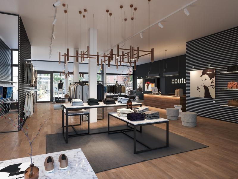 Retail Space - as flexible as you are
