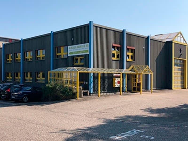 Moderne Bürofläche im Industrieteil Burgdorfs