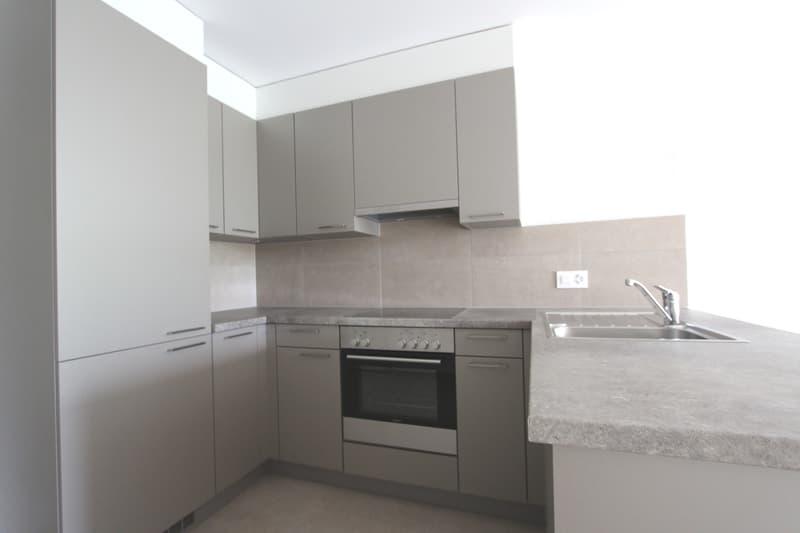 Appartement de 3.5 pièces neuf avec vue sur les Dents du Midi