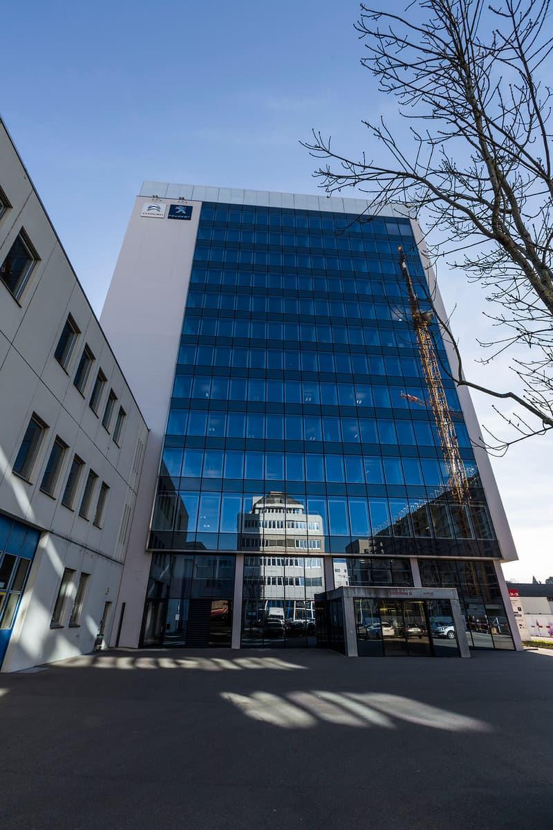 Ihr neuer Firmensitz in Schlieren-Zürich