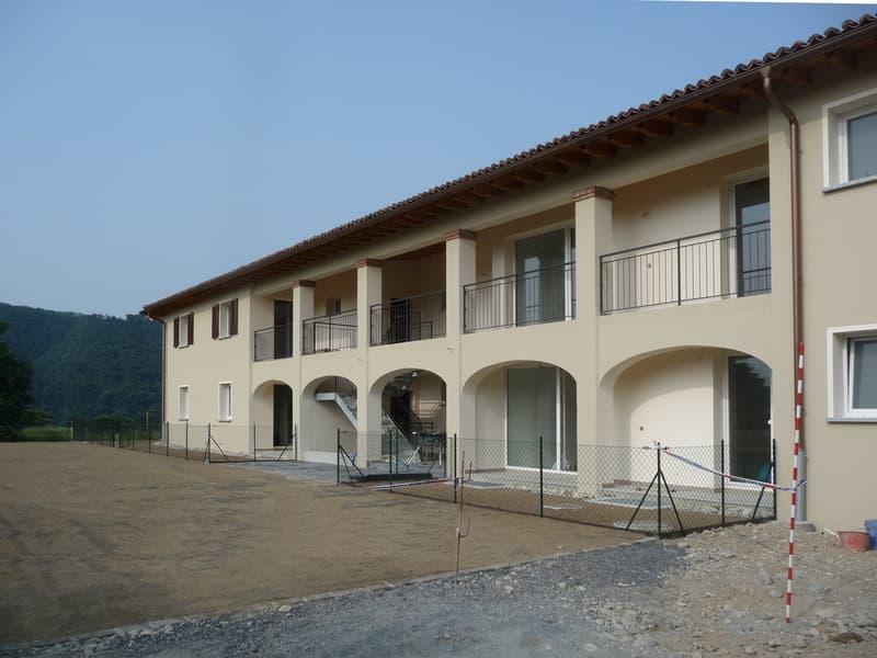 Balerna - Collina di Pontegana - NUOVO Appartamento di 2,5 locali