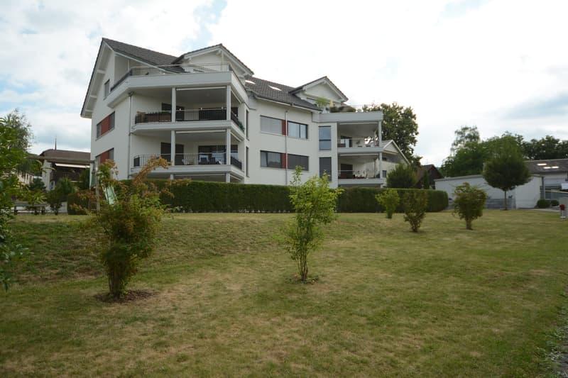 Grosszügige und sonnige Wohnung mit grosser Terrasse