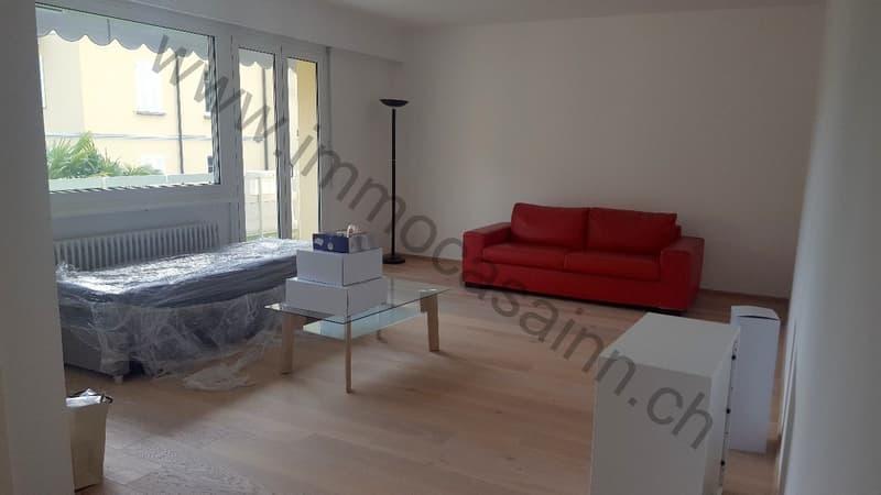 Appartamento 3,5 locali ristrutturato a Gentilino