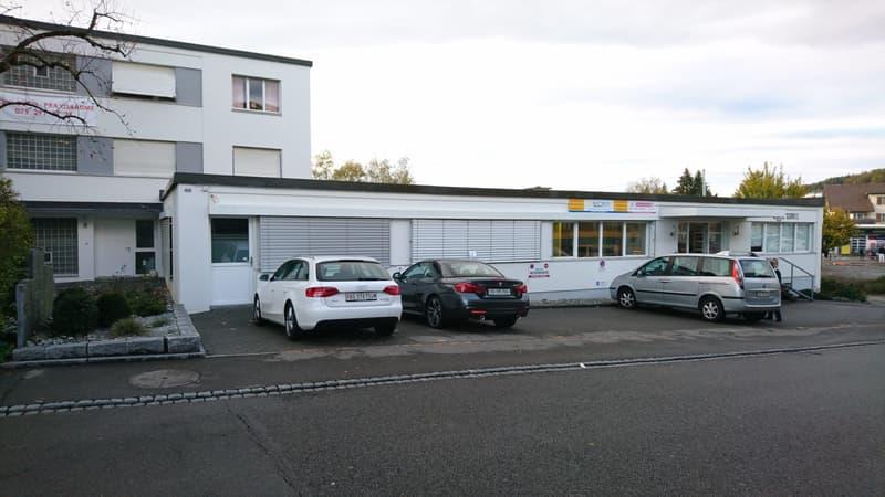 Büro- / Gewerberäume im Zentrum Mutschellen/Berikon