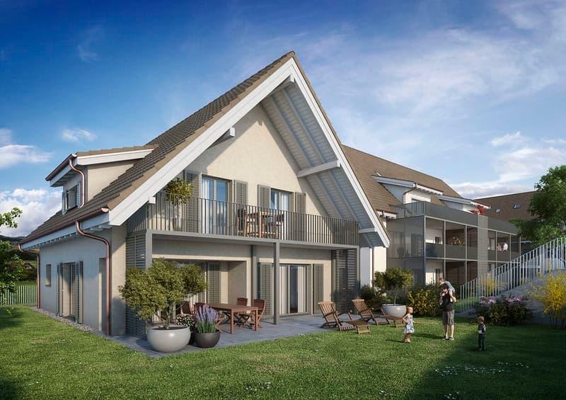 äusserst grosszügiges Einfamilienhaus an einmaliger Lager mit Panoramablick
