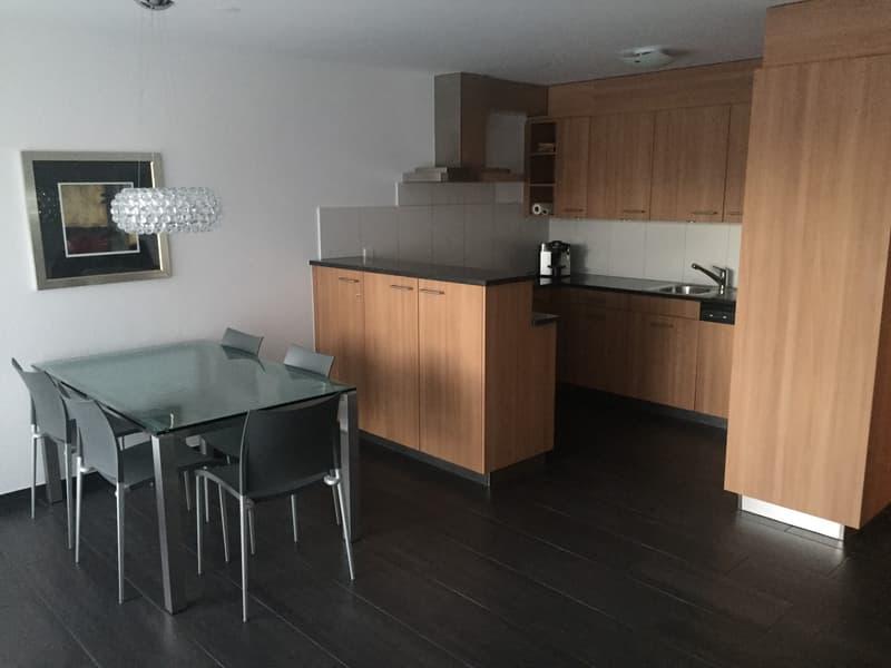 Moderne 3 1/2 Zimmer Ferienwohnung wochenweise zu vermieten