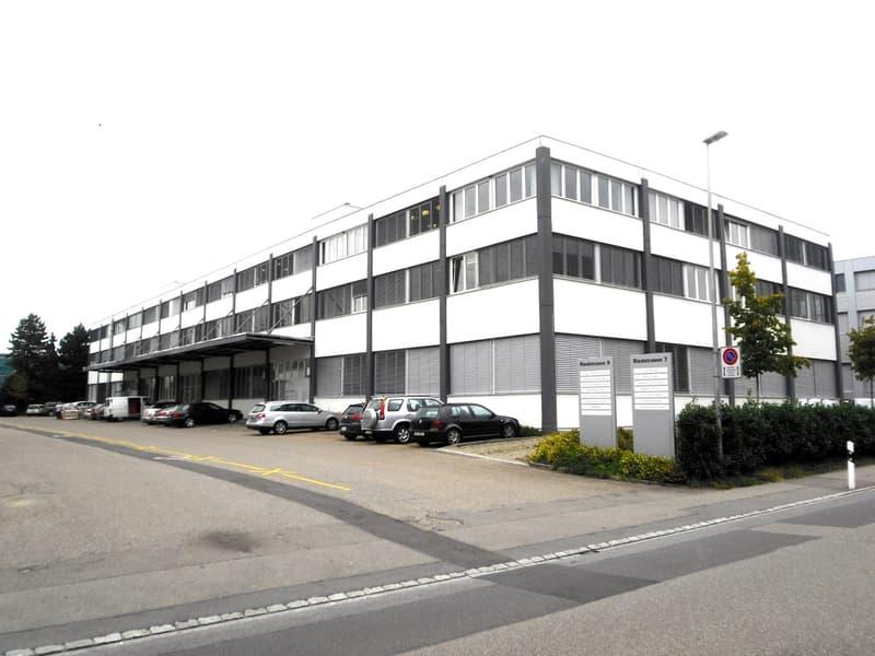 Riedstrasse 7/9 Cham - Lagerfläche im 2. Obergeschoss