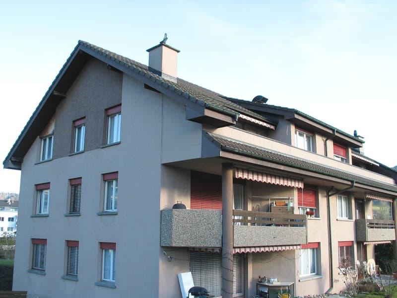 Preiswerte 4.5 Zi-Dachwohnung im steuergünstigen Dagmersellen